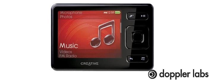 Creative Zen 8GB Portable Media Player