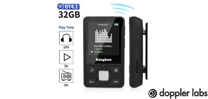 Kingbox Timoom MP3 Player