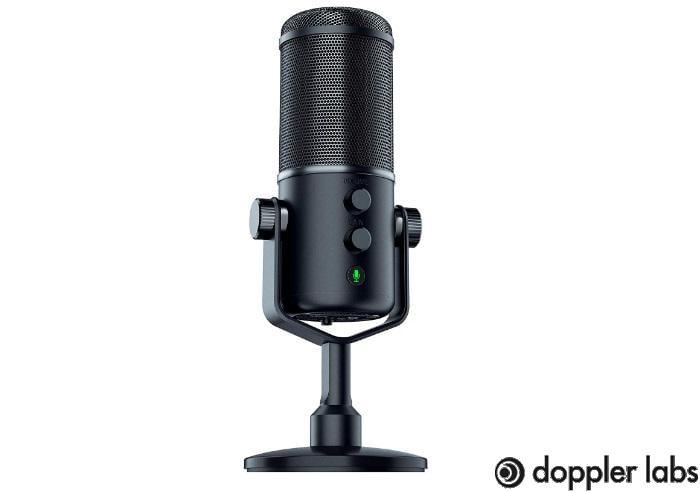 Razer Seiren Elite USB Streaming Microphone