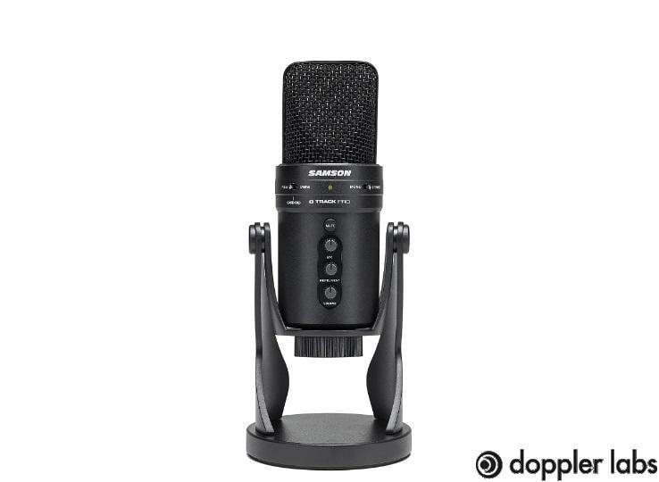 Samson SAGM1UPRO G-Track Pro Professional USB Microphone