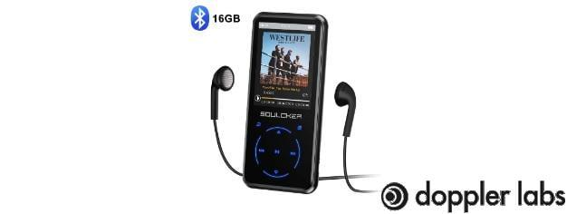 Soulcker D16 16GB Lossless MP3 Player