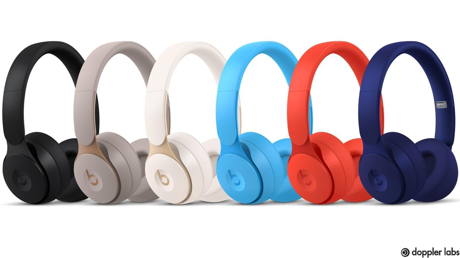 Beats Solo Pro is available in multiple colors