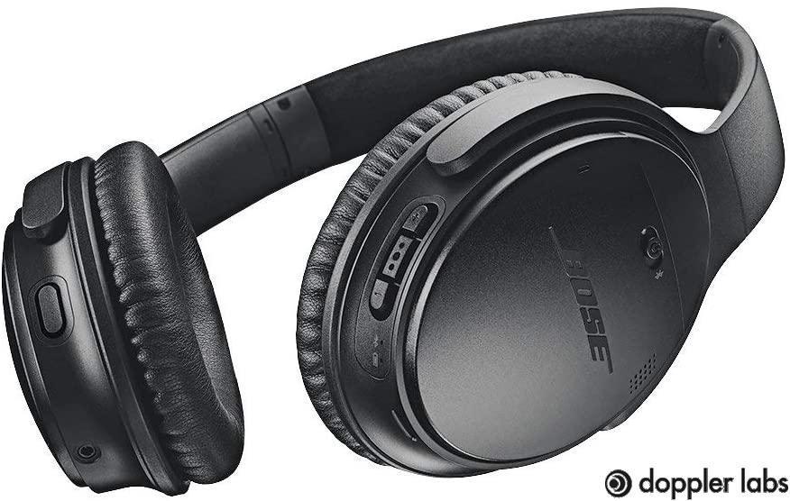 Bose QuietComfort is an optimal headphone