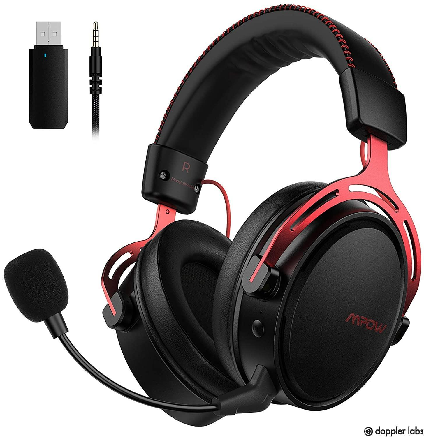 Mpow Air 2.4G Wireless Gaming Headset
