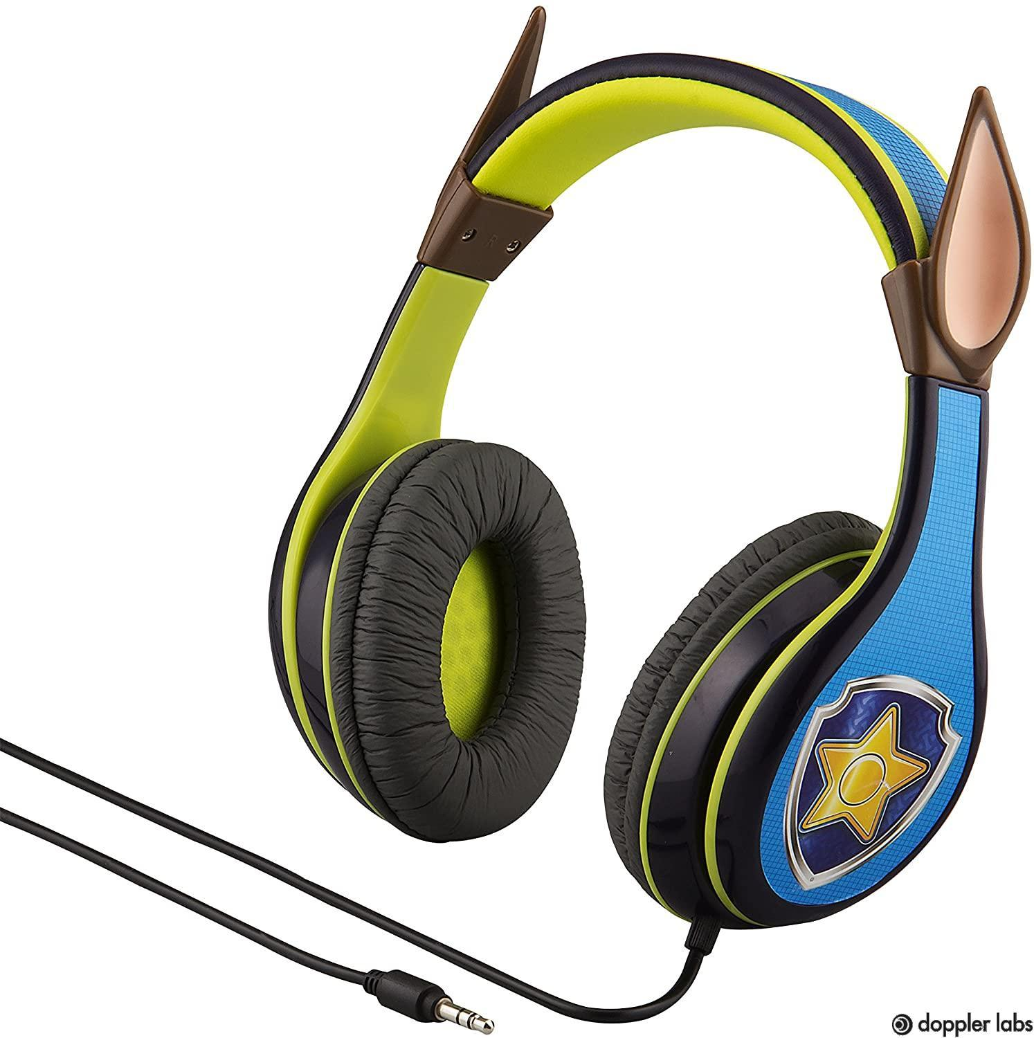 Paw Patrol Chase Kids Headphones
