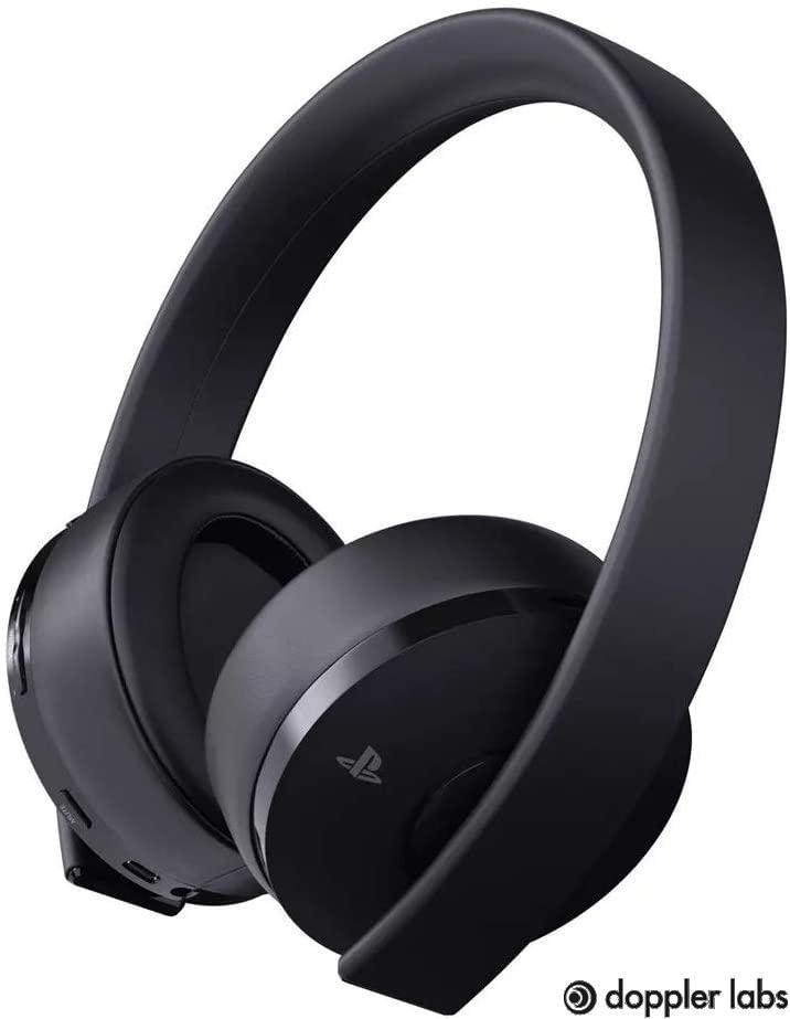 Sony PlayStation Gold Wireless Headset