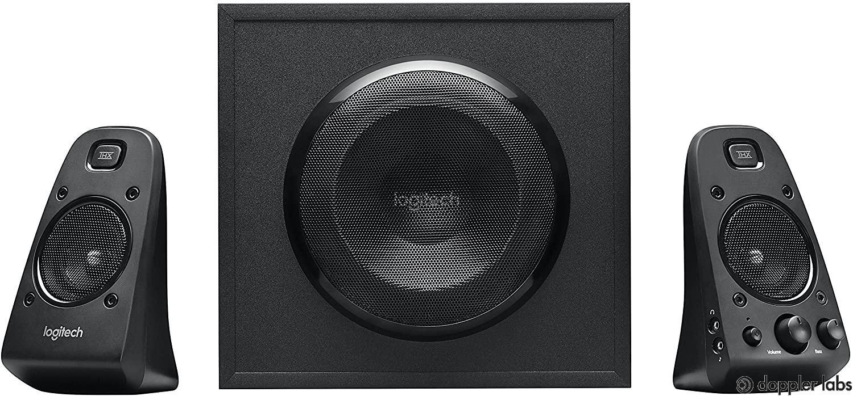 Logitech 980-000402 Home Speaker System
