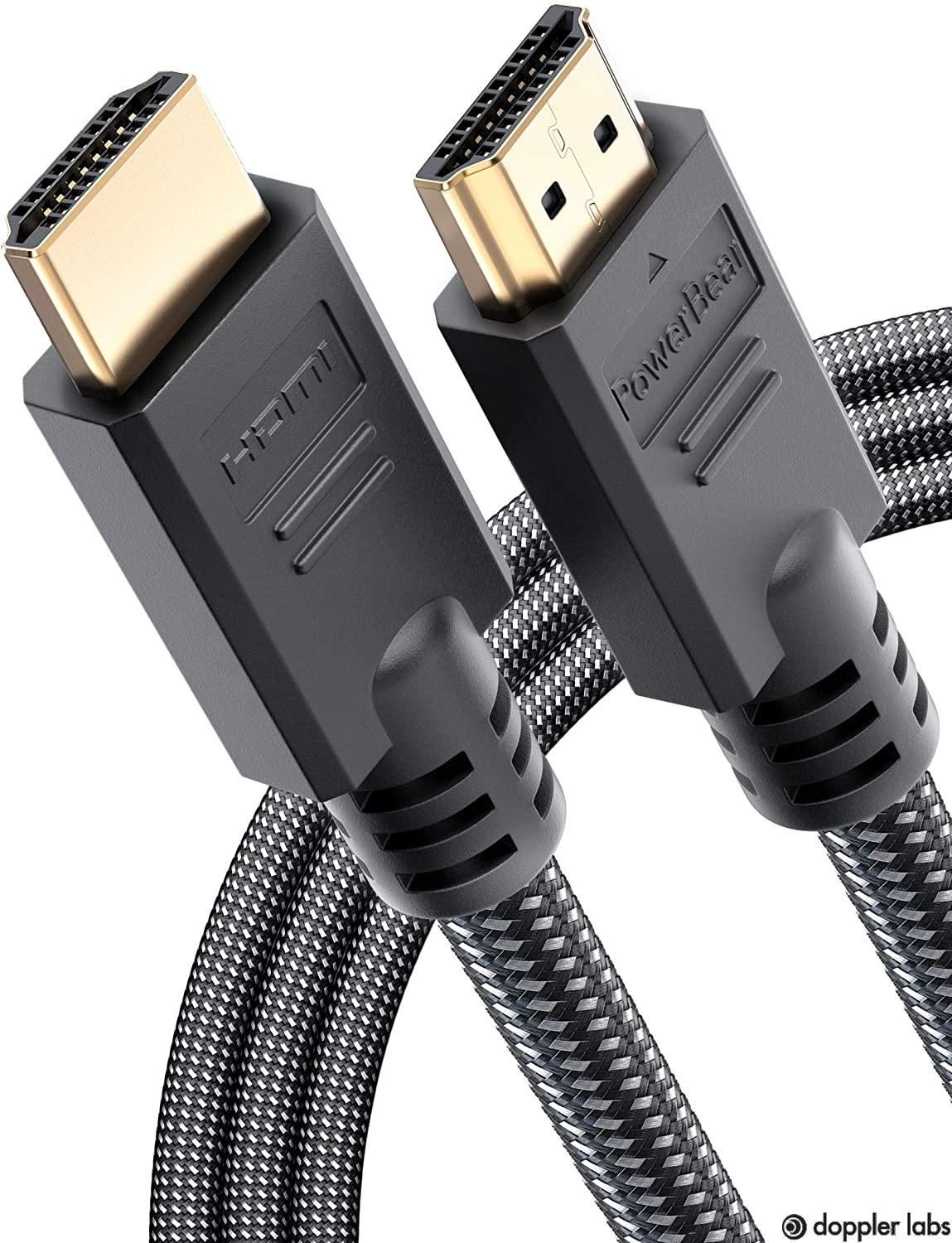 PowerBear 4K HDMI Cable