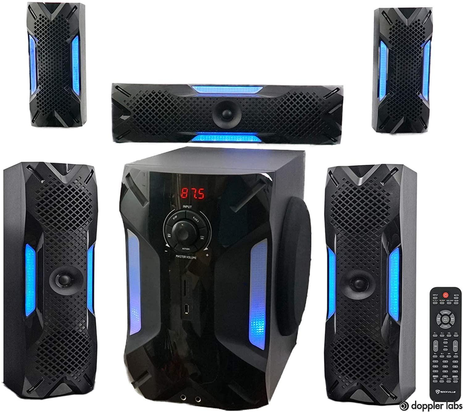 Rockville HTS56 Home Theater System