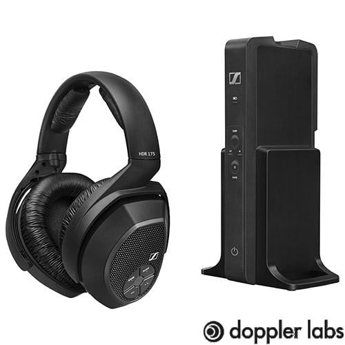 Sennheiser Wireless Headphones RS 175 RF