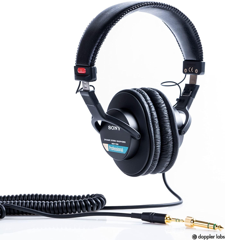 Sony MDR7506 Professional Diaphragm Headphones