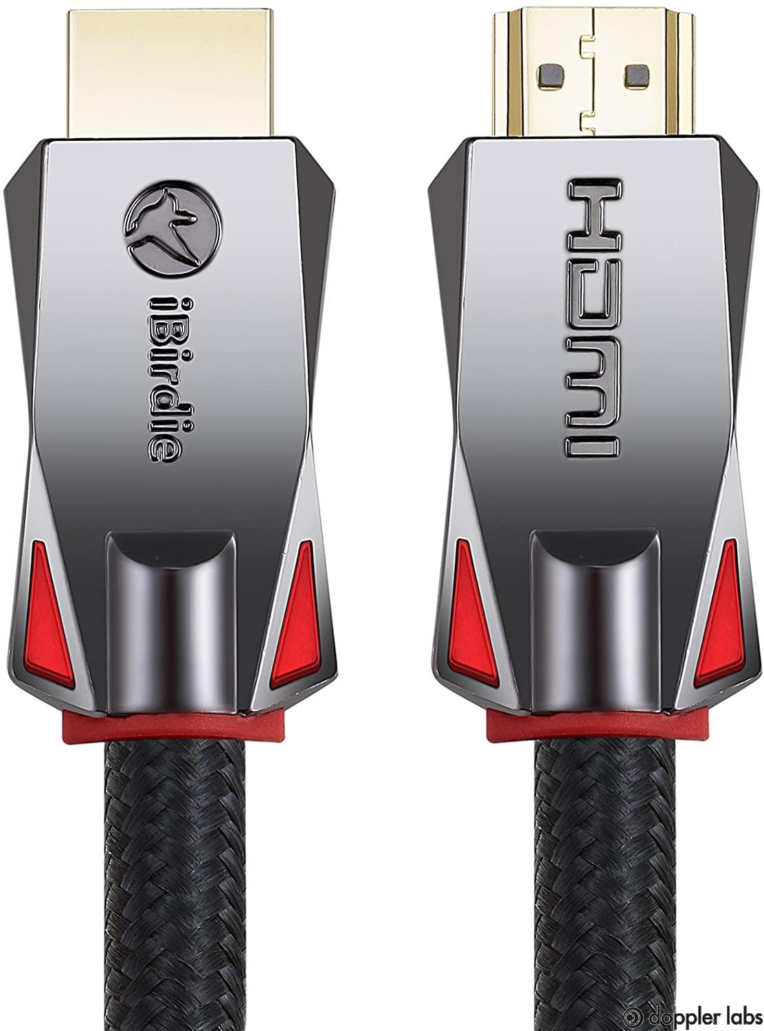 iBirdie 4K HDR HDMI Cable