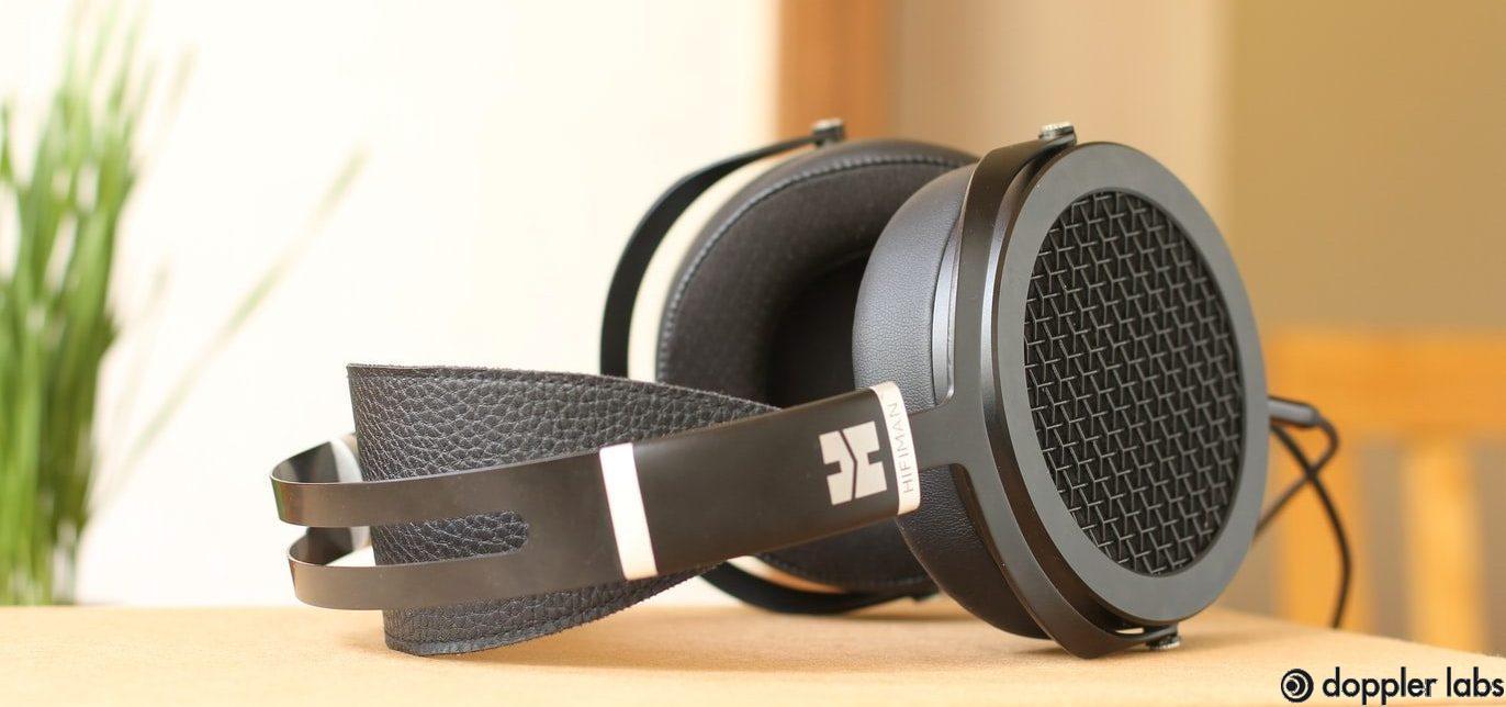 A Well-Design Open-Back Headphone