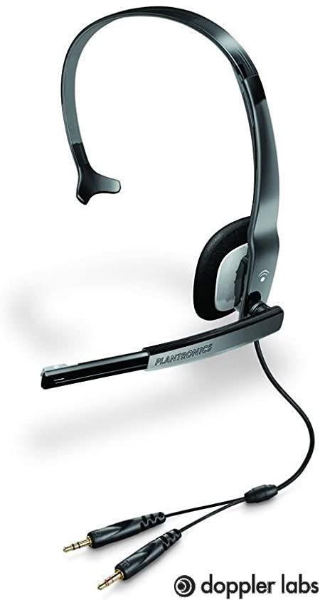 Dual-Purpose Cord Headphone