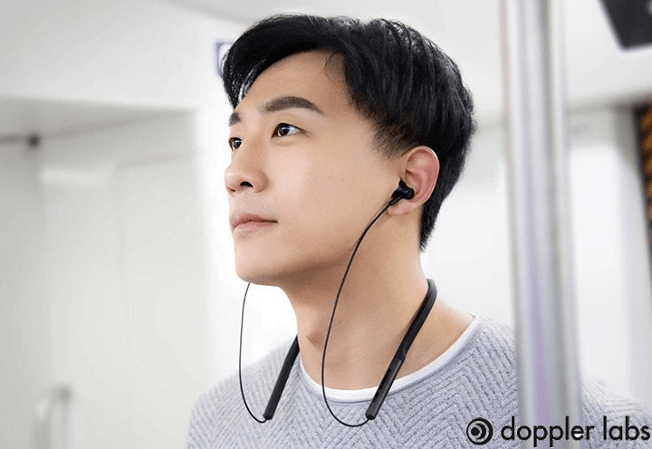 How to wear over the ear headphones