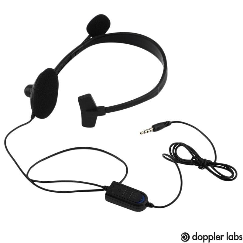 Single Jack Headset