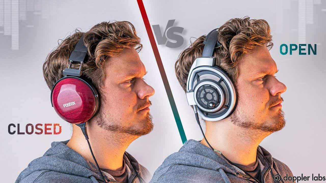 Open Back Vs Closed Back Headphones - Which Is The Right One?
