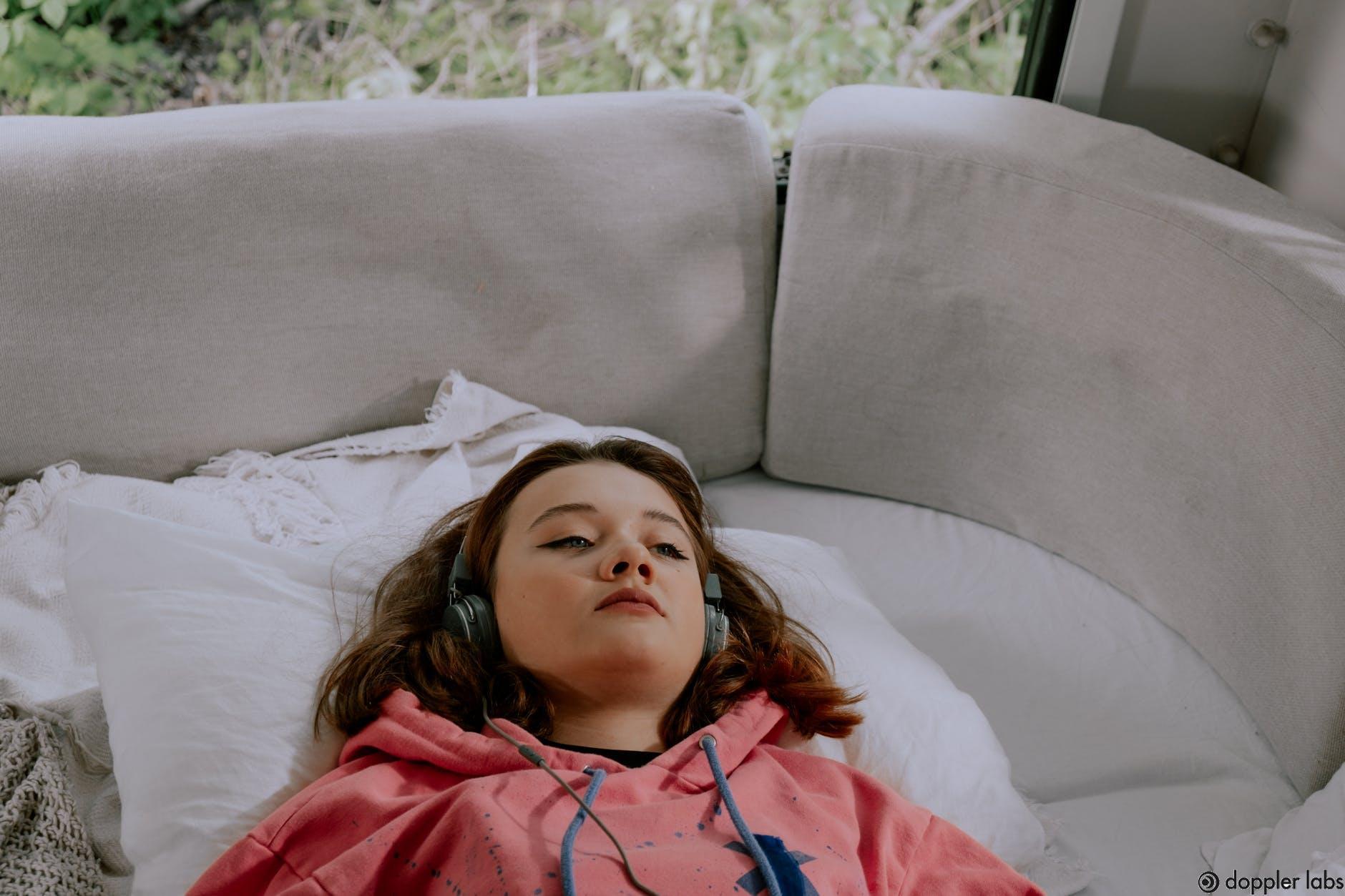 Comfortable Wireless Headphones for Sleeping