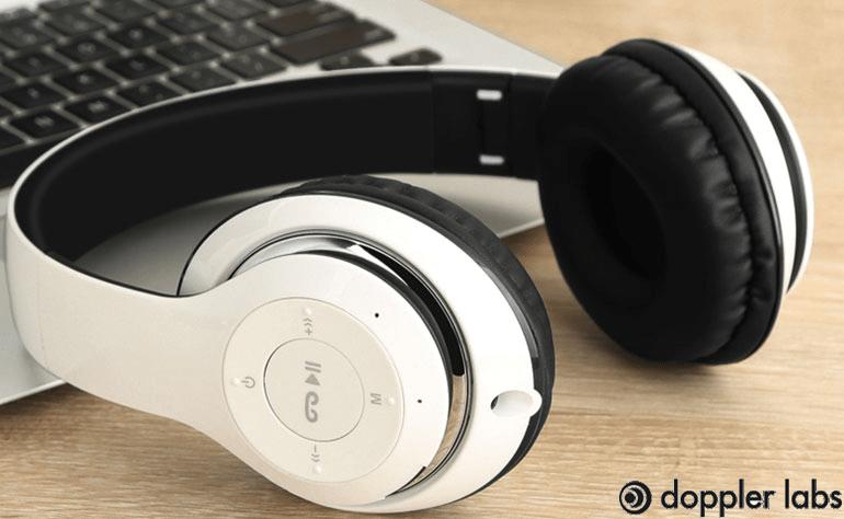 Extra cushion for headphones