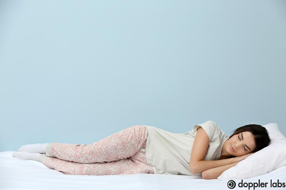 How Sleeping Position Affect On People Health