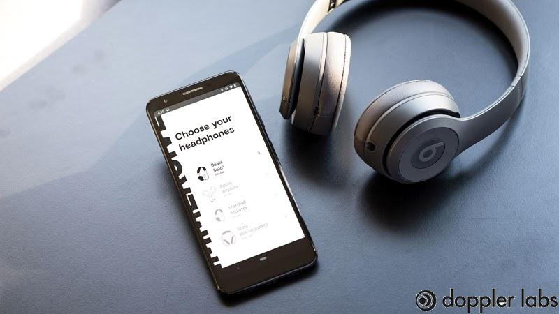 Pairing Beats headphones with an Android mobile