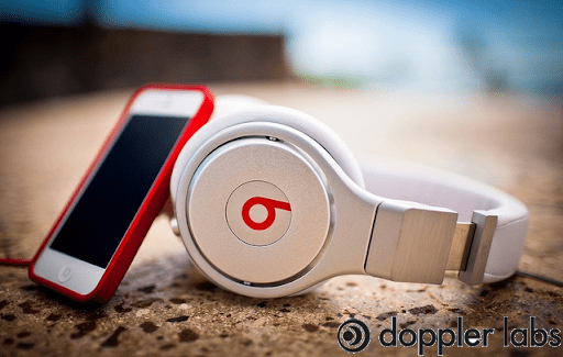 Pairing Beats headphones with an iPhone