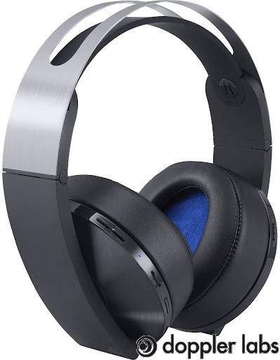 Sony Playstation Platinum Headset 7.1