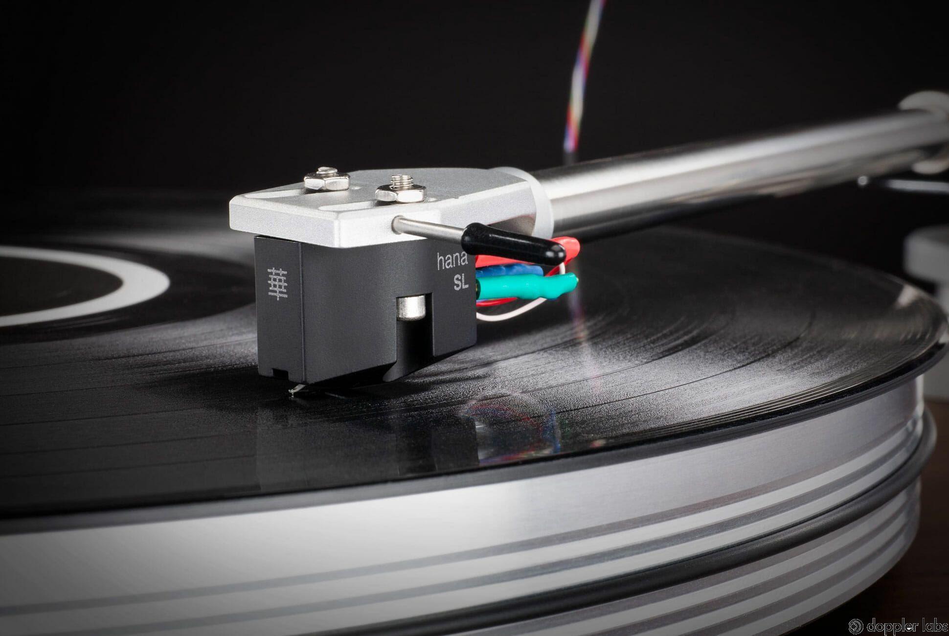 Turntable & Phono Cartridge