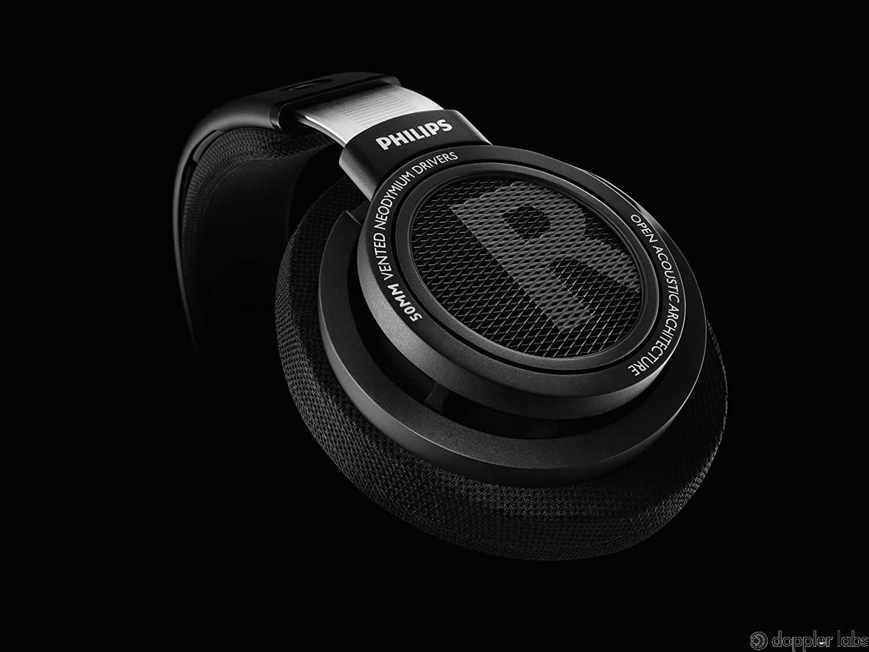 Philips SHP9500 Over-Ear Headphones
