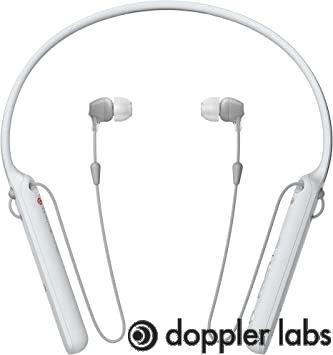 Sony Wireless Behind-Neck in-Ear Headphone C400
