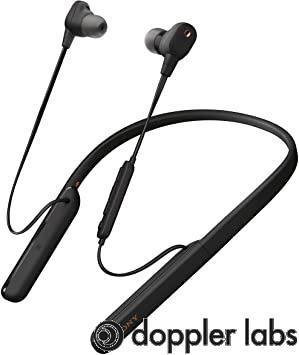 Sony Wireless Behind-Neck in Ear Headset WI-1000XM2