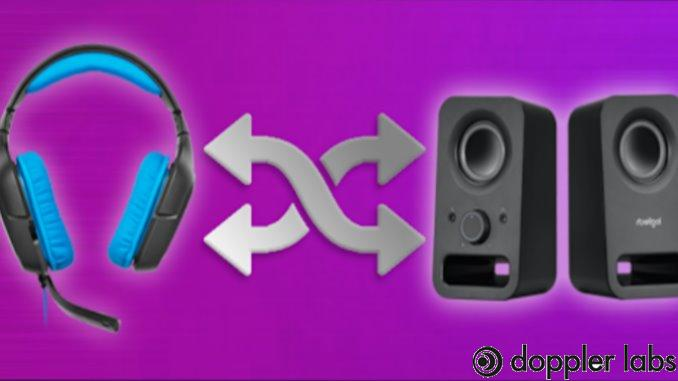 How To Switch Between These Gadgets
