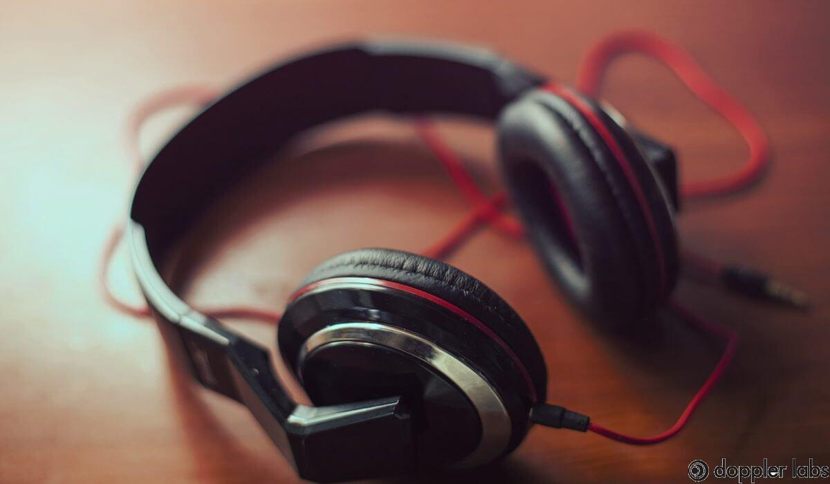 Music Quality with a studio headphone
