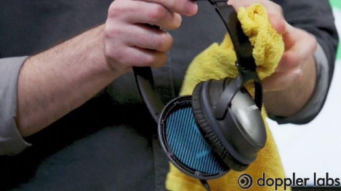 Proper use and care of headphones