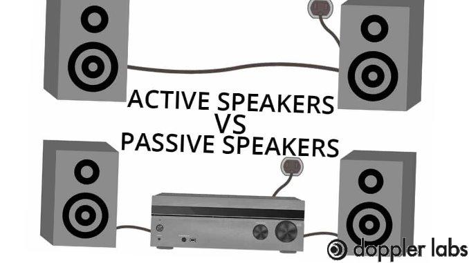 Active And Passive Speakers