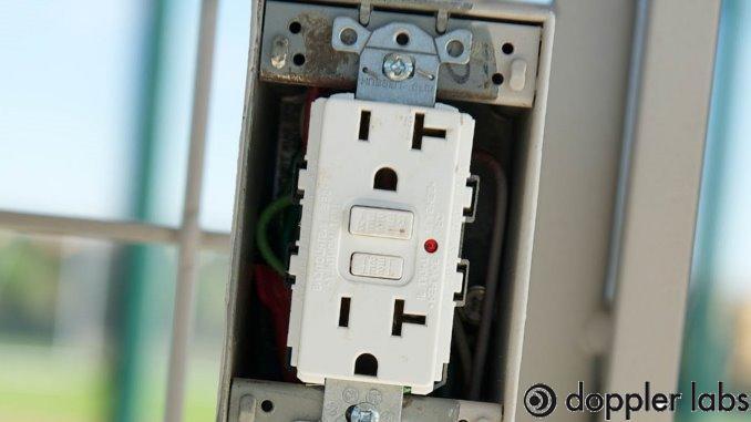 Make Sure To Have Proper Outlet