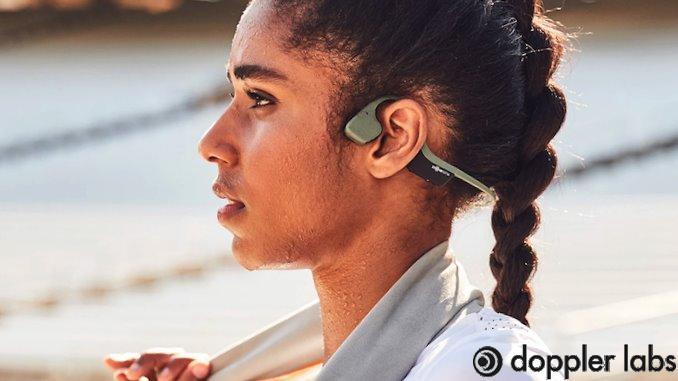 Using bone conduction headphones is safe
